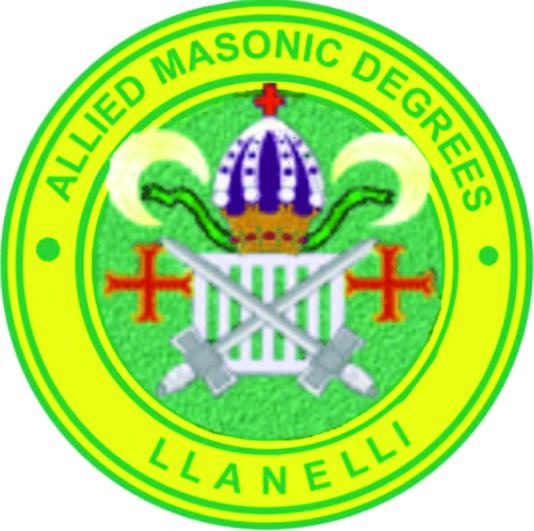 Badge of Llanellie Council